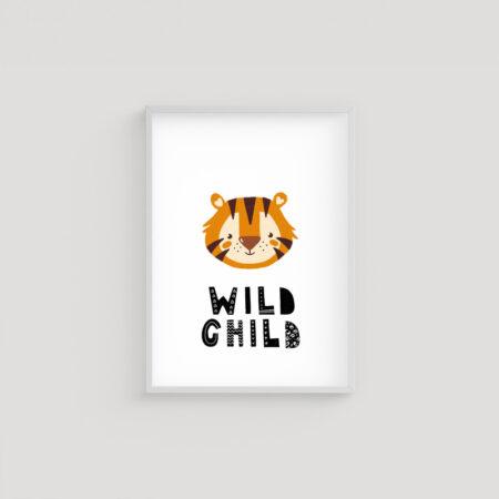 Animals To Be, Stampa per cameretta neonato e bambini