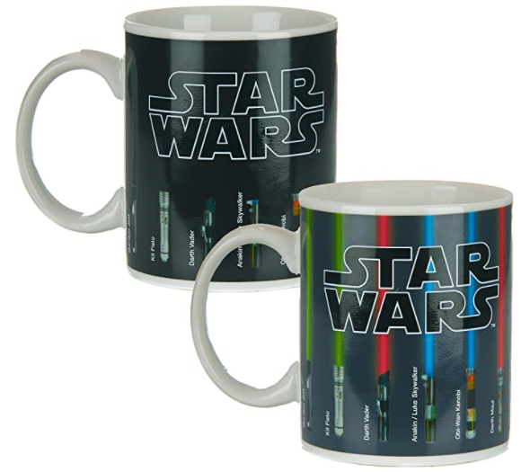 Tazza laser Star Wars