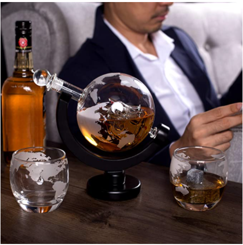 Decanter per whisky